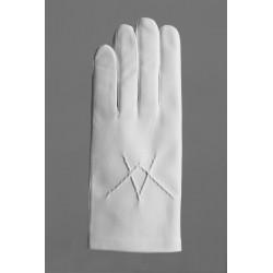 Le gant de Franc-Maçonnerie Dame