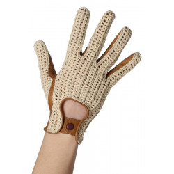 The customizable timeless glove for lady