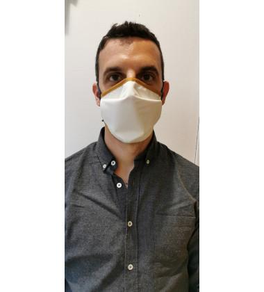 Lot de 3 masques réutilisables - fabrication française