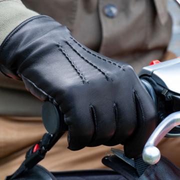 Gant cuir pour homme L'Indispensable personnalisable