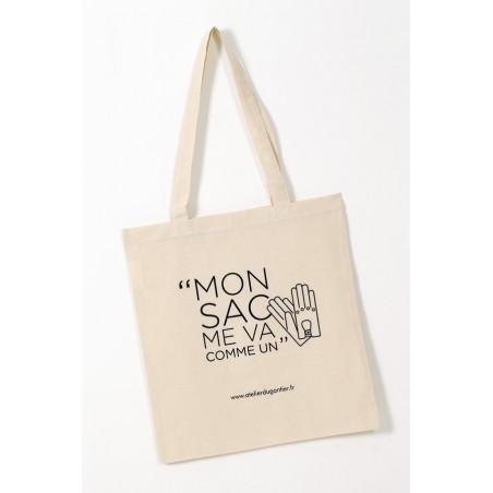 Tote Bag L'Atelier du Gantier