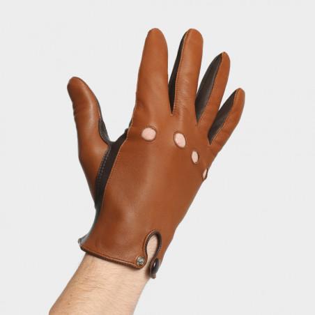 Gant cuir personnalisable - L'intrépide