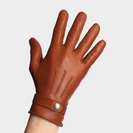 Gant cuir (Toscane) pour homme - Le Charmeur