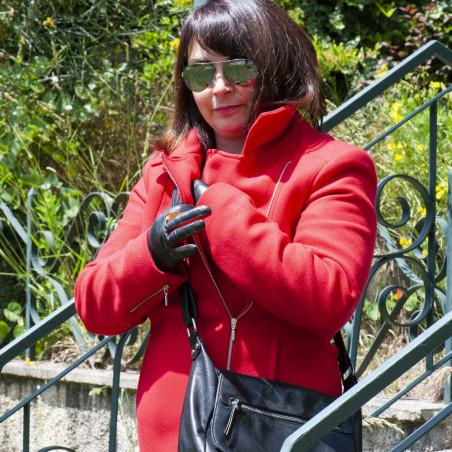 Gant cuir dame - L'éclectique