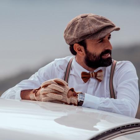 L'Intemporel Homme - Gant de conduite homme en cuir