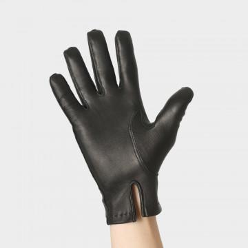 Gant cuir pour homme - Le Déterminé teinte noire