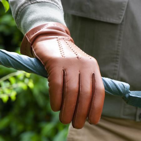 Gant cuir pour homme - Le Déterminé